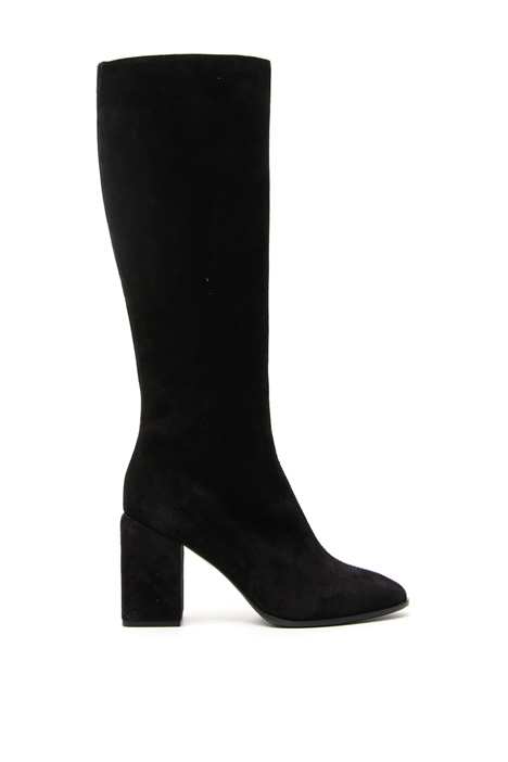 Block heel boots Intrend