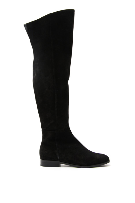 High suede boots Intrend