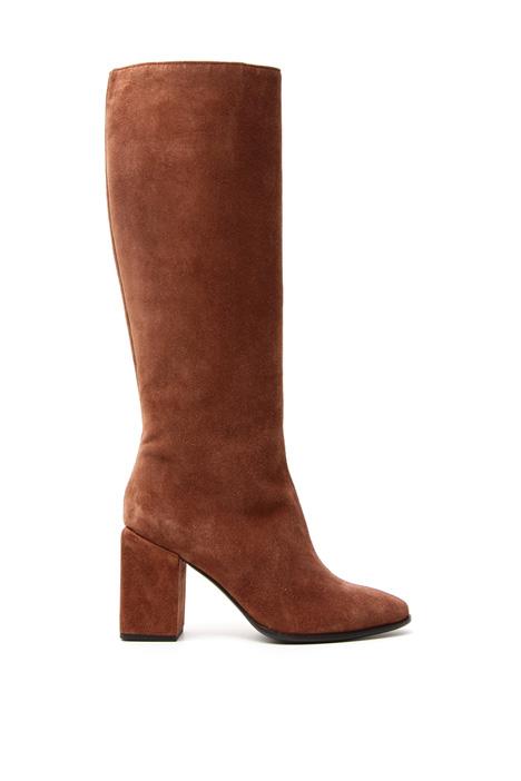 Square toe boots Diffusione Tessile