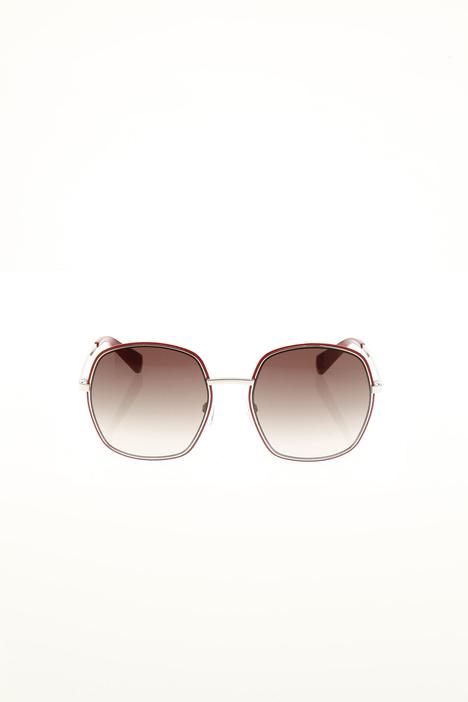 Oversized shaded sunglasses Diffusione Tessile