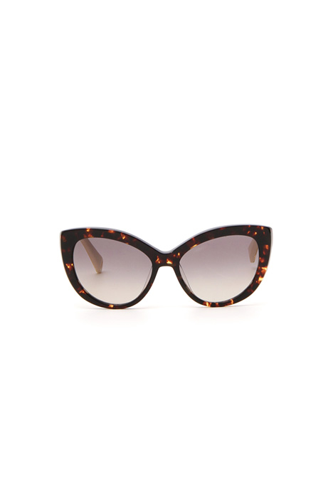 Cat-eye sunglasses Diffusione Tessile