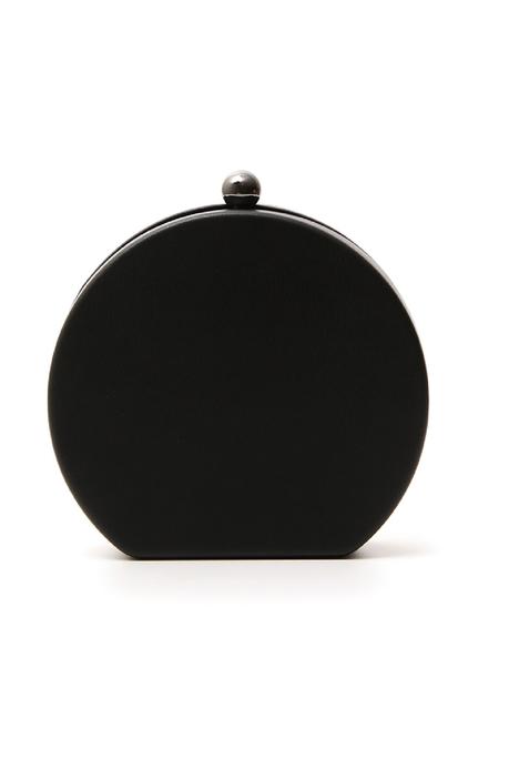 Rigid round pochette Diffusione Tessile