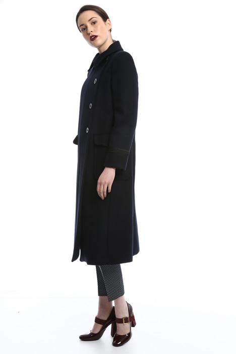 Heavy drap coat Diffusione Tessile