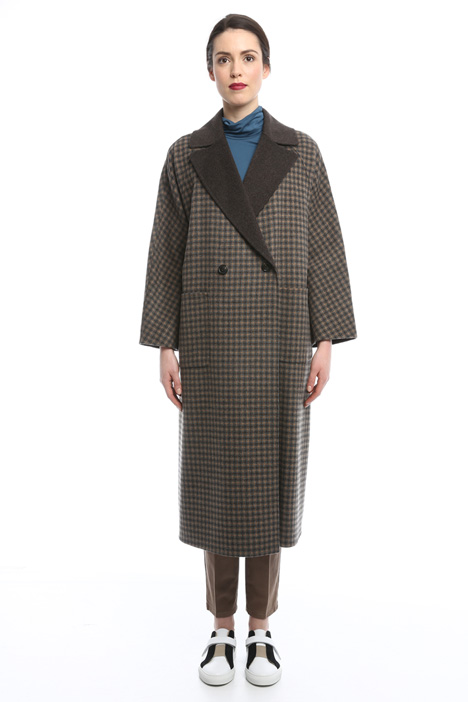Double-face wool coat Intrend