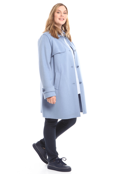 Double-wool coat Diffusione Tessile