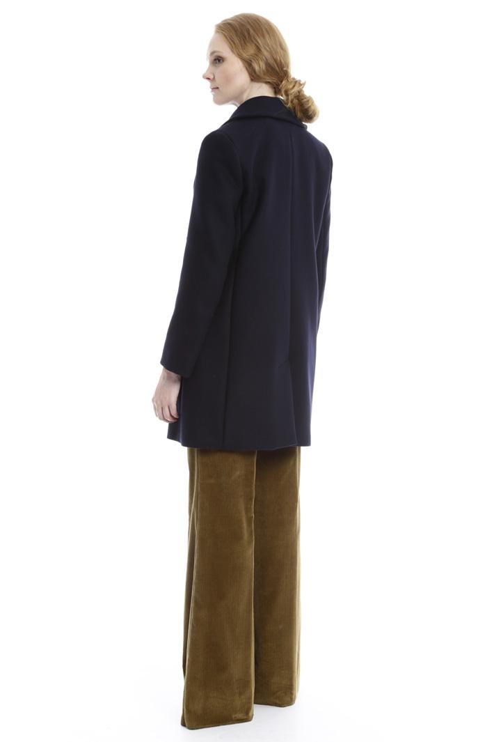Double drap coat Diffusione Tessile
