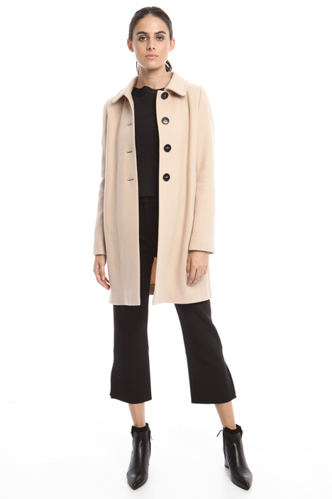 Cappotto in lana vergine Diffusione Tessile