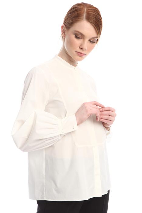 Camicia in popeline e seta Diffusione Tessile