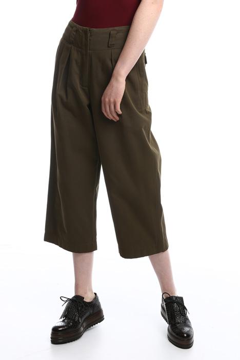 Gabardine trousers Diffusione Tessile