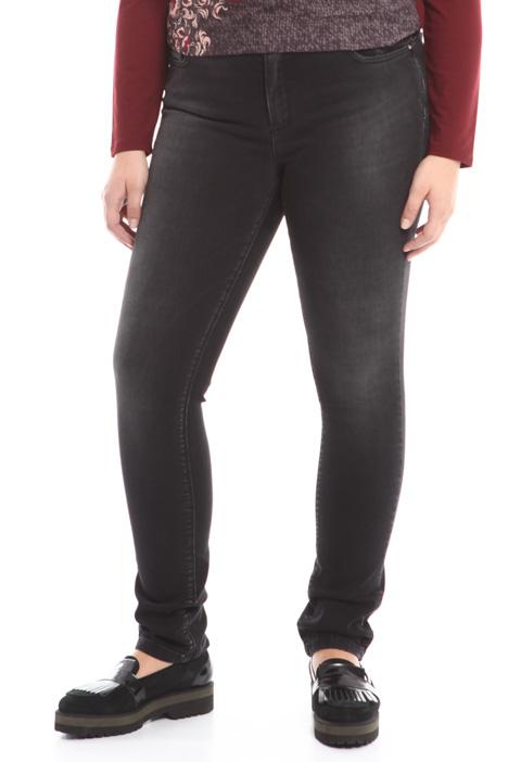 Jeans skinny sfumati Diffusione Tessile