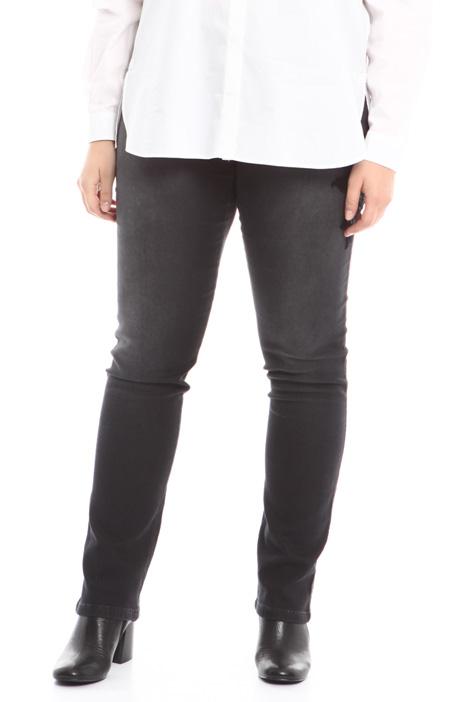 Pantaloni in felpa denim Diffusione Tessile