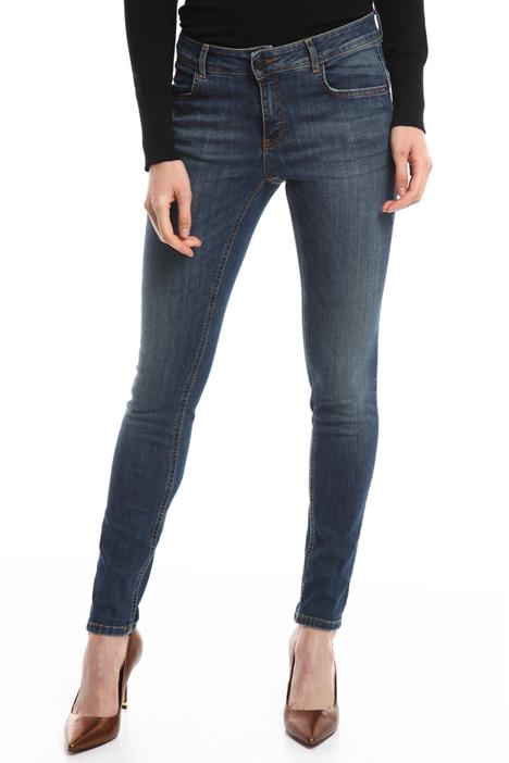 Sandblasted jeans Diffusione Tessile