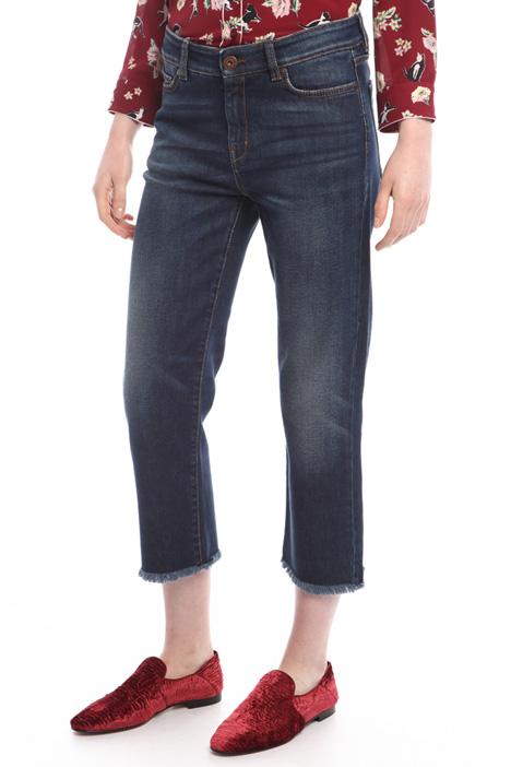 Jeans a vita alta Diffusione Tessile