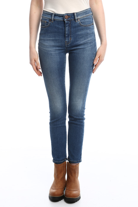 Jeans skinny stone washed Diffusione Tessile
