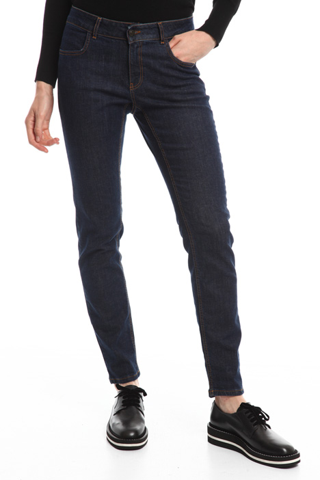Denim cigarette trousers Diffusione Tessile