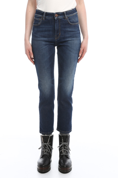 Denim skinny trousers Diffusione Tessile
