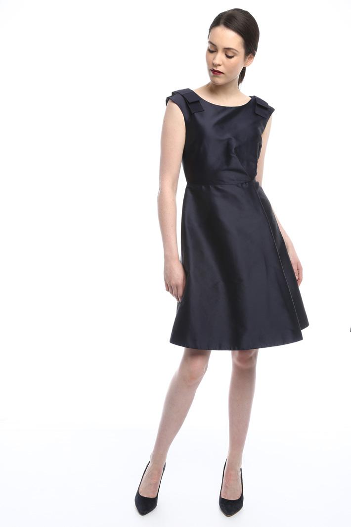 Princesse dress con fiocco Diffusione Tessile
