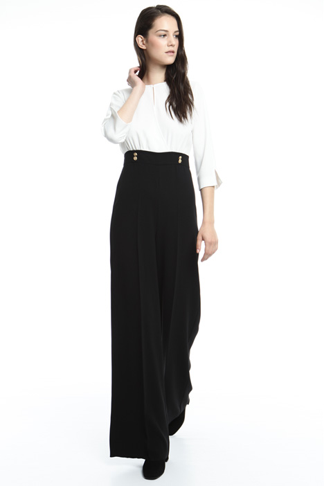 Wide-leg jumpsuit Diffusione Tessile