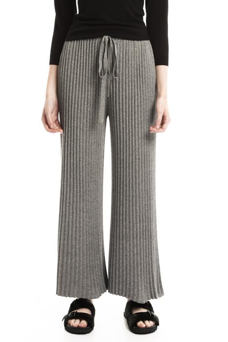 Pantaloni plissé Diffusione Tessile