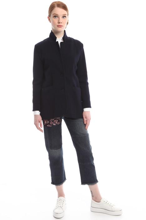 Giacca in maglia Diffusione Tessile