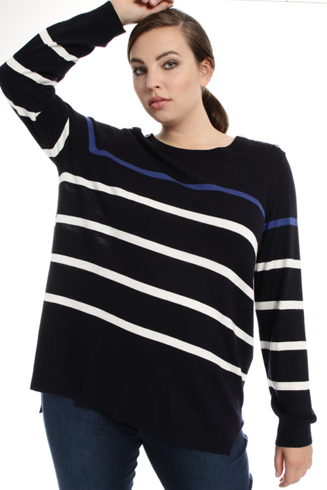 Fluido viscose sweater Intrend