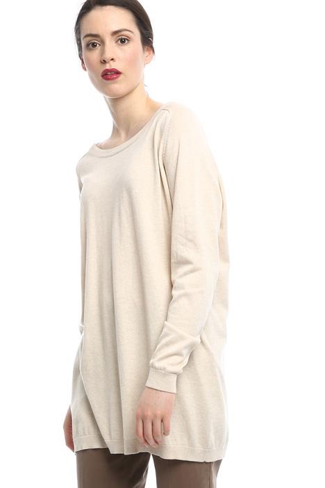 Ampia maglia in misto seta Diffusione Tessile