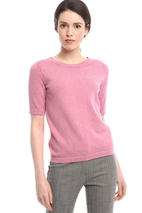Viscose blend sweater Diffusione Tessile