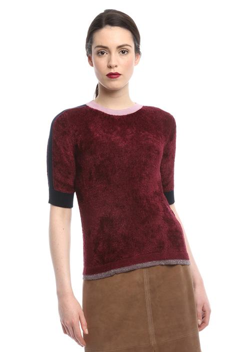 Chenille sweater Diffusione Tessile