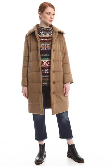 Cashmere coat Diffusione Tessile