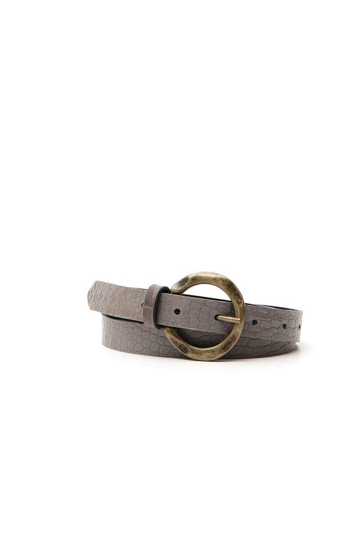 Cintura con fibbia tonda Intrend