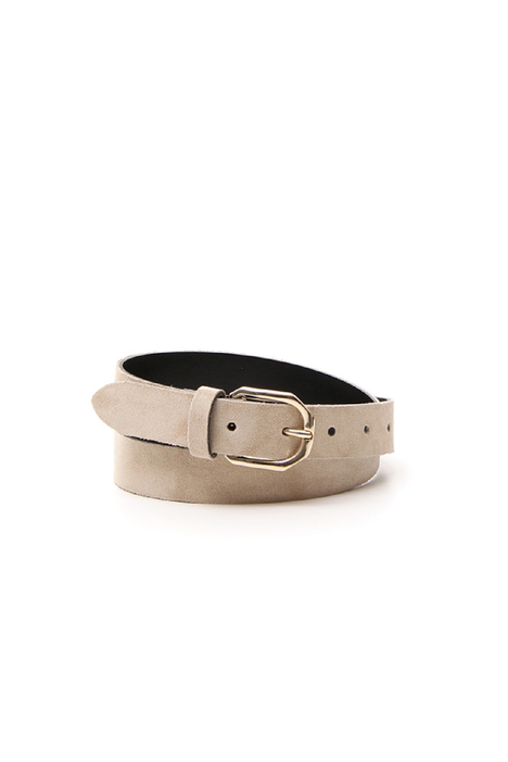 Suede belt Intrend