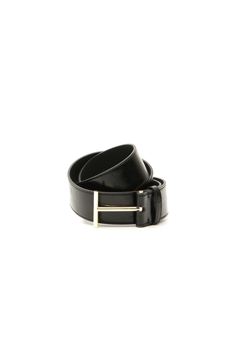 Metal buckle belt Diffusione Tessile