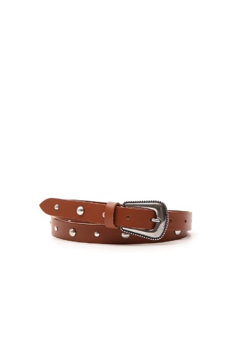 Cintura con borchie Diffusione Tessile