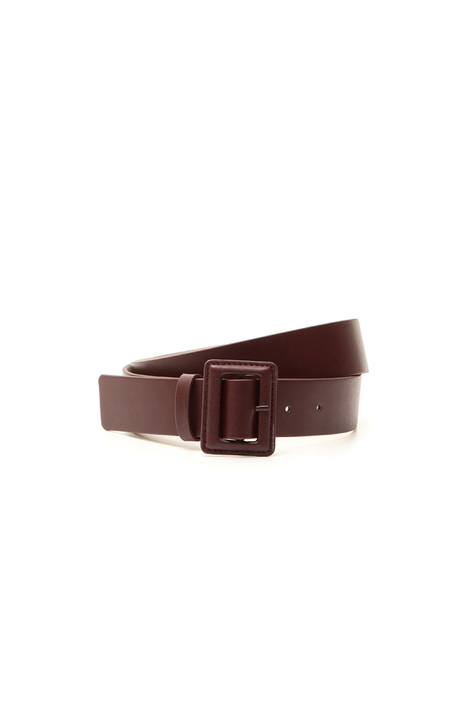 Square buckle belt Diffusione Tessile
