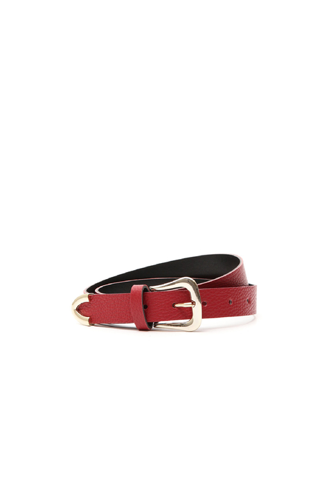 Leather belt Diffusione Tessile