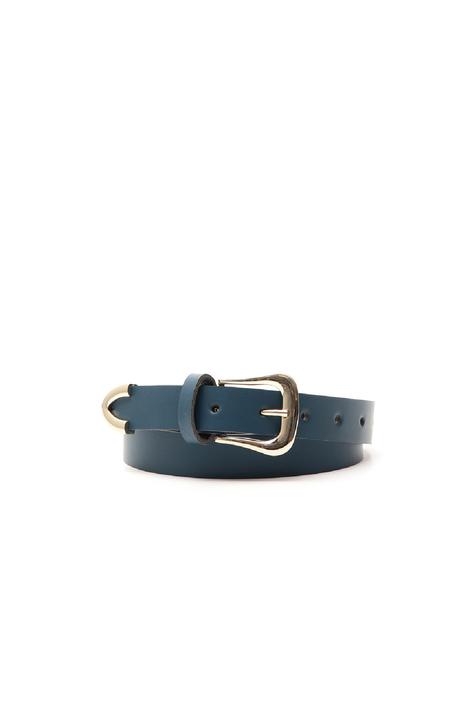 Leather belt Diffusione Tessile