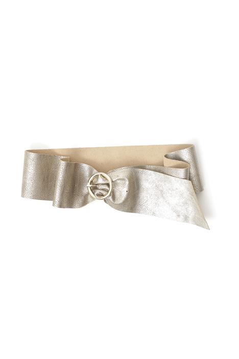 Cintura morbida in pelle Diffusione Tessile