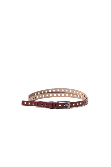 Perforated belt Intrend