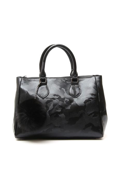 Metallised handbag Diffusione Tessile