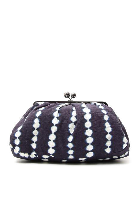 Maxi bag in tela di cotone Diffusione Tessile