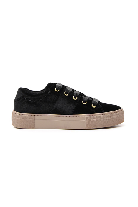 Velvet sneakers Diffusione Tessile