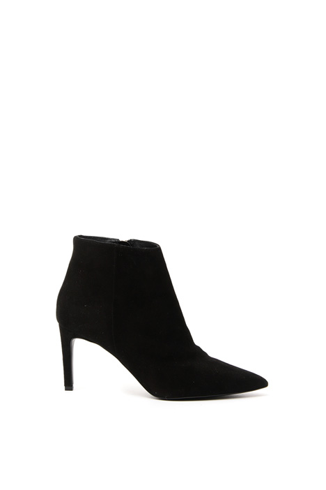 Velvet ankle boots Diffusione Tessile