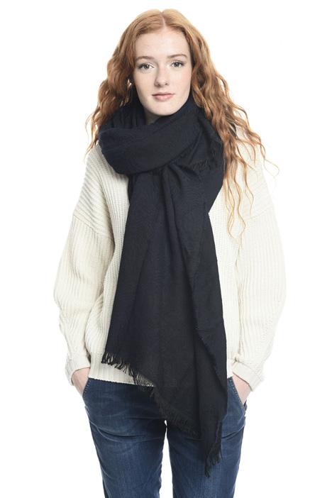 Jacquard scarf Diffusione Tessile