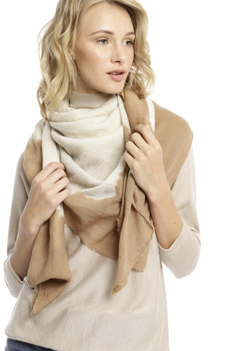 Sciarpa in lana leggera Diffusione Tessile