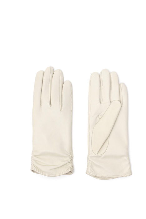 Genuine leather gloves Intrend