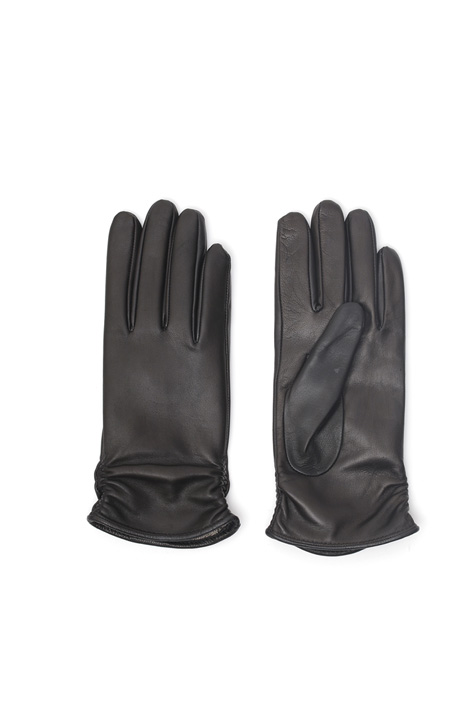 Genuine leather gloves Diffusione Tessile