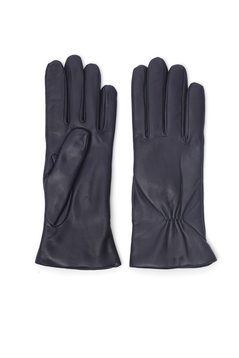 Leather gloves Intrend