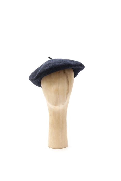 Cappello beret in lana Diffusione Tessile