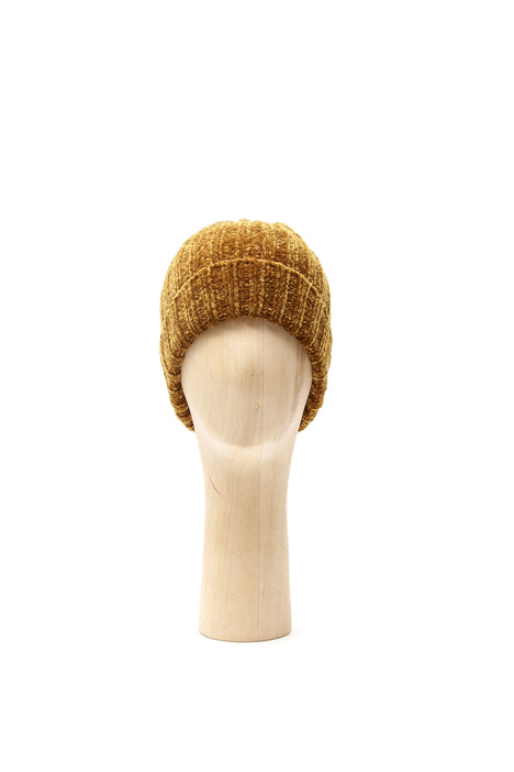 Chenille rib worked hat Intrend