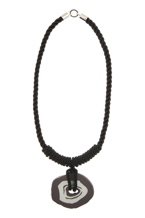 Long rope necklace Diffusione Tessile